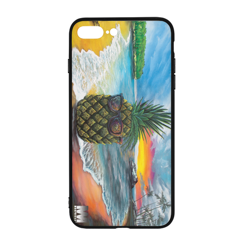 Pineapple Daze iPhone 8 Plus Case