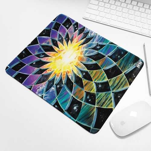 Sunrise Torus Mouse Pad