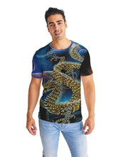 Load image into Gallery viewer, Kosmic Dragon Bass Kingdom Men's Tee