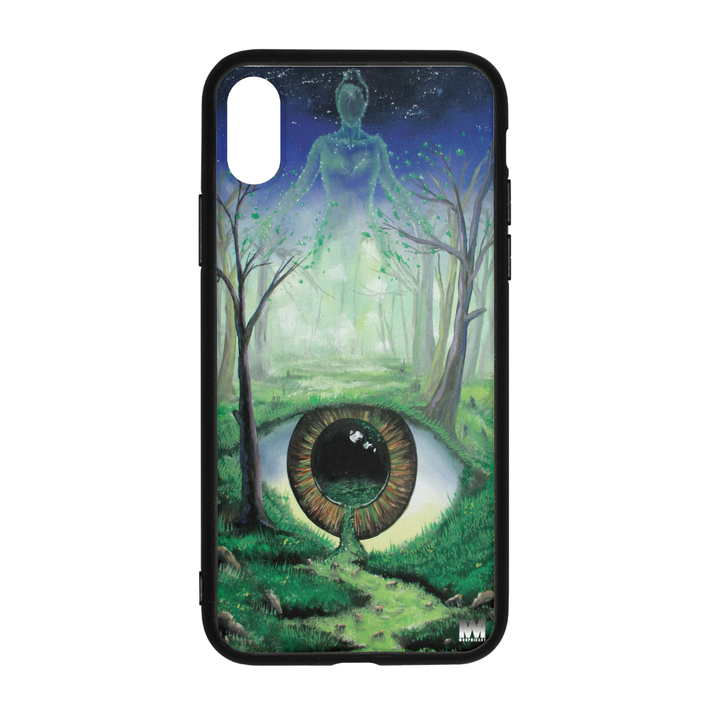 Change Of The Seasons iPhone X Case