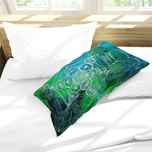Life Balance King Pillow Case