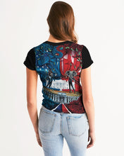 Load image into Gallery viewer, United we stand Divided we fall Women's Tee
