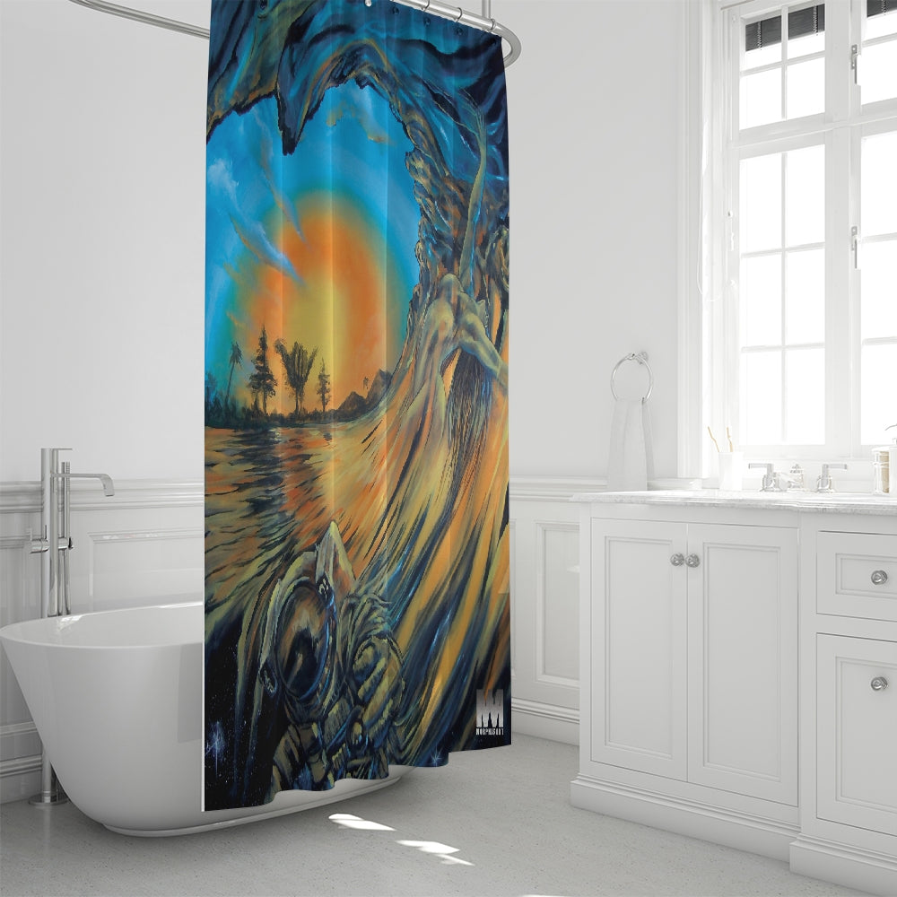 It's Possible Shower Curtain 72