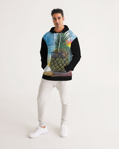 Pineapple Daze Men's Hoodie