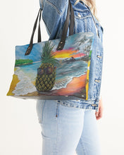Load image into Gallery viewer, Pineapple Daze Stylish Tote
