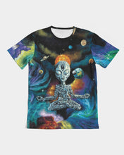 Load image into Gallery viewer, Mushroom abduction Tshirt Men's Tee