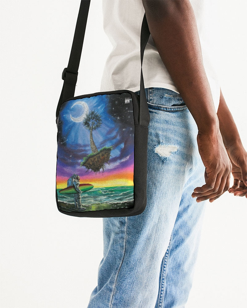 Anything Is Possible Too Messenger Pouch