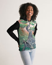 Load image into Gallery viewer, Bonsai Tortoise Women's Hoodie