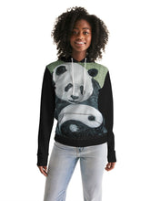 Load image into Gallery viewer, Morphed Panda Women's Hoodie