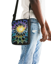 Load image into Gallery viewer, Sunrise Torus Messenger Pouch