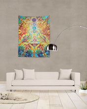 "Load image into Gallery viewer, Owl Always Love You Tapestry 60""x80"""