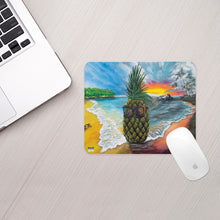 Load image into Gallery viewer, Pineapple Daze Mouse Pad