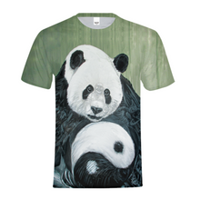 Load image into Gallery viewer, Morphed Panda Kids Tee