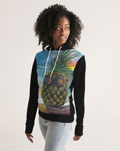 Load image into Gallery viewer, Pineapple Daze Women's Hoodie