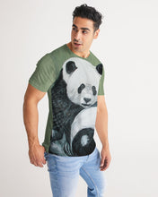 Load image into Gallery viewer, Morphed Panda Men's Tee
