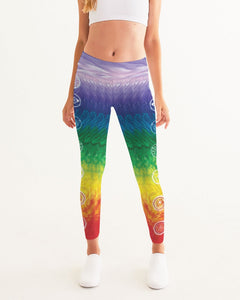 Chakra Flow Women's Yoga Pants
