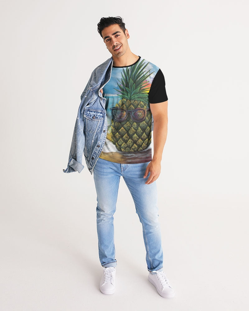 Pineapple Daze Men's Tee