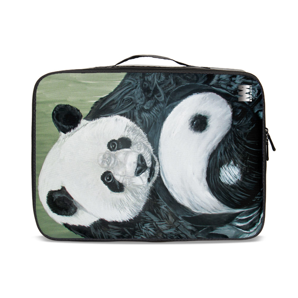 Morphed Panda Jetsetter Travel Case