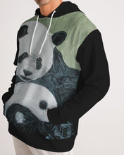 Load image into Gallery viewer, Morphed Panda Men's Hoodie