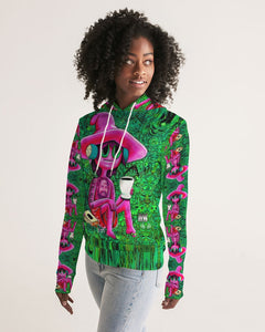 The Morphed-Night Gospel Women's Hoodie