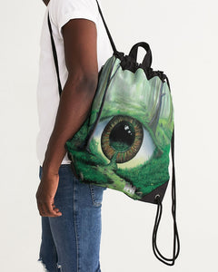 Change Of The Seasons Canvas Drawstring Bag