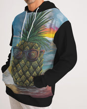 Load image into Gallery viewer, Pineapple Daze Men's Hoodie