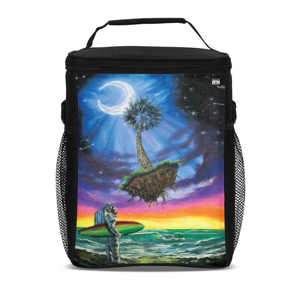 Anything Is Possible Too Tall Insulated Lunch Bag