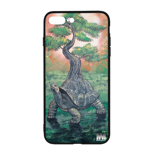 Bonsai Tortoise iPhone 8 Plus Case