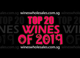 Top Wines of 2019