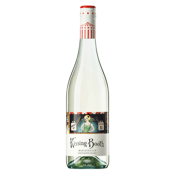 Angove Le Cirque Wine Co Kissing Booth Sauvignon Blanc