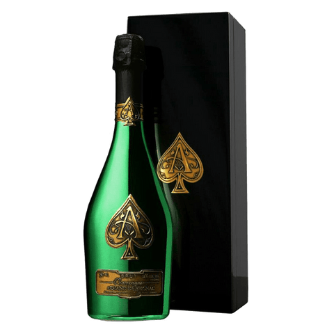 "Armand de Brignac Brut Green Limited Edition - ""Ace Of Spades"""