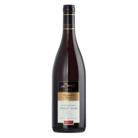 Babich Winemakers' Reserve Marlborough Pinot Noir