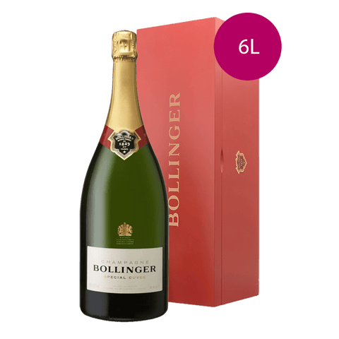 Bollinger Champagne Special Cuvée Methusaleh