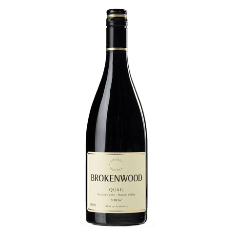Brokenwood Quail Shiraz