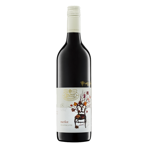 Brown Brothers 18 Eighty Nine Merlot