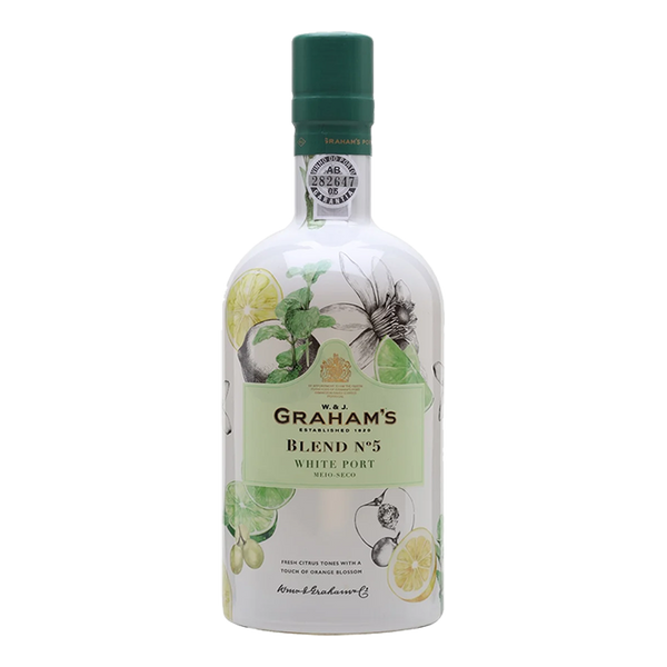Graham's Blend N5 White Port