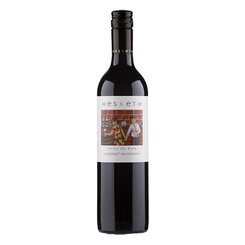 Hesketh Twist of Fate Cabernet Sauvignon