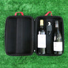 Dual Insulated Wine Bag - Black