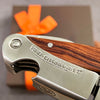 Vauzy Chassangue Wine Opener Gift Set - Oak