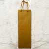 Wine Carrier - Gold Stamp Wordings