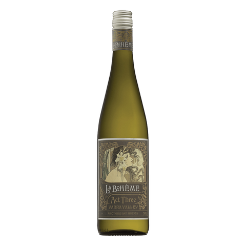 La Boheme Act Three Pinot Gris