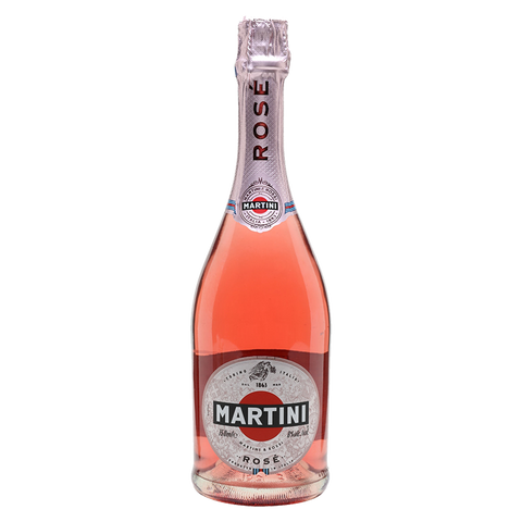 Martini Rose Demi Sec