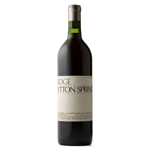 Ridge Lytton Springs Zinfandel