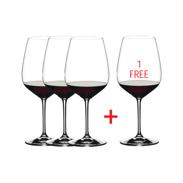 Riedel Extreme Cabernet (PAY 3 GET 4)