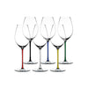 Riedel Hand-made Fatto A Mano Gift Set Champagne Wine Glass