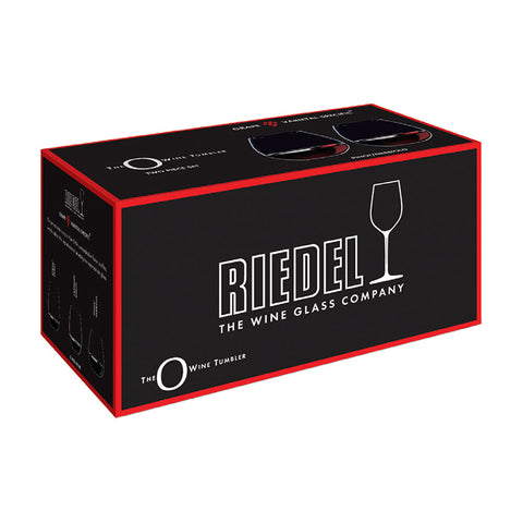 Riedel O Wine Tumbler Champagne Glass (Set of 2 glasses)