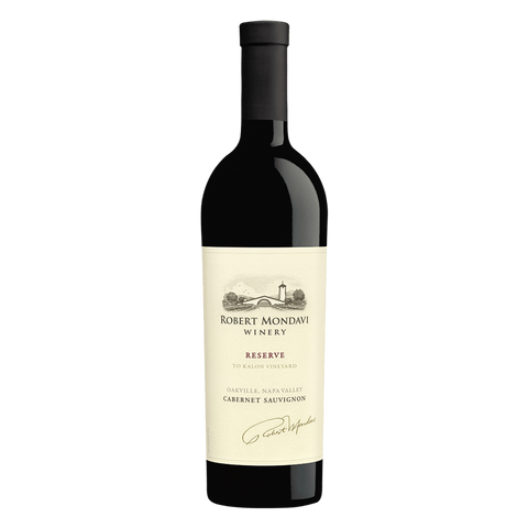 Robert Mondavi Napa Valley Reserve Cabernet Sauvignon Reserve To Kalon Vineyard