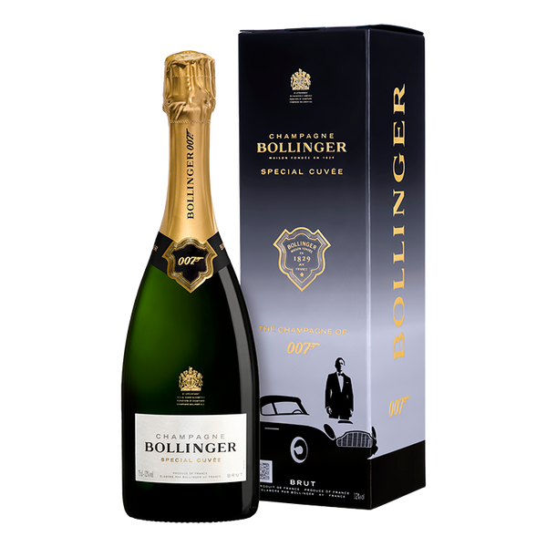 Bollinger Champagne Special Cuvée (No Time to Die Edition)