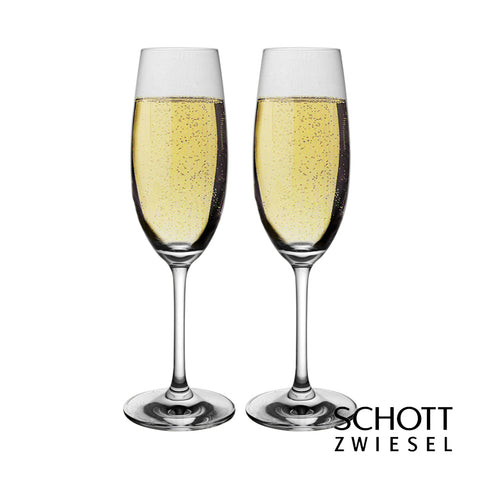Schott Zwiesel Ivento Champagne Flutes Glass (Set of 2)