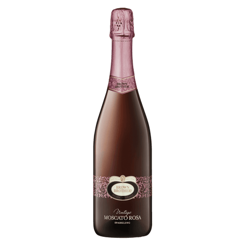 Brown Brothers Sparkling Moscato Rosa